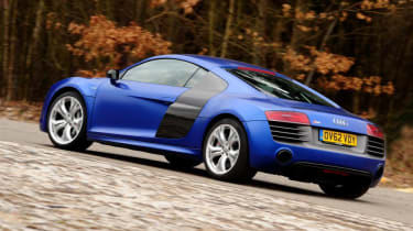 Used Audi R8 - rear