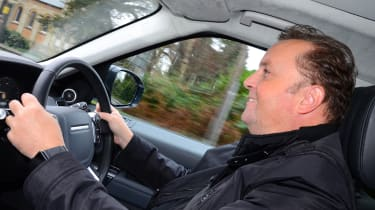Range Rover Sport Long-term - driving