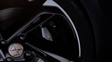 DS 3 Performance official - wheel