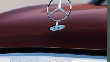 Mercedes-Maybach GLS - Mercedes badge