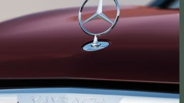 Mercedes-Maybach GLS - Mercedes badge