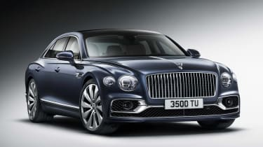 Bentley Flying Spur - front static