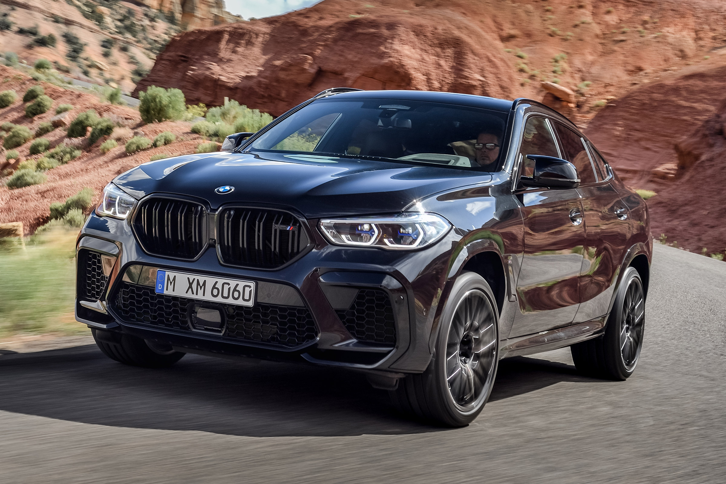 New 2020 Bmw X6 M Revealed Ahead Of La Debut Auto Express