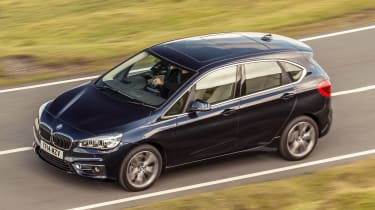 BMW 2 Series Active Tourer - above