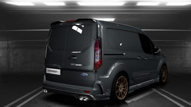 Ford Transit Connect MS-RT rear