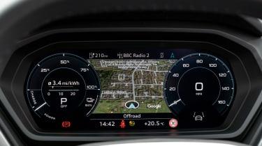 Audi Q4 e-tron Sportback - dash