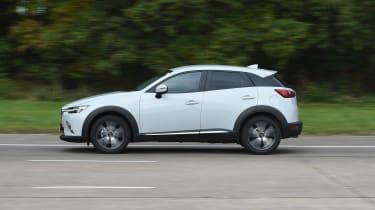 Mazda CX-3 - side