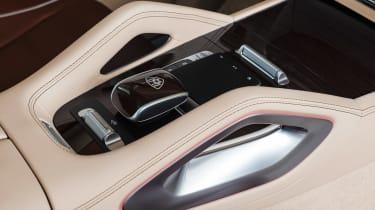 Mercedes-Maybach GLS - transmission