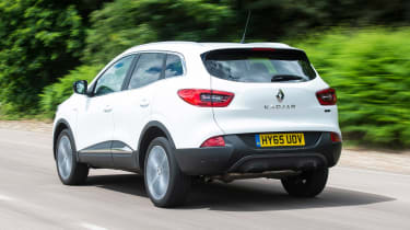Renault Kadjar - rear