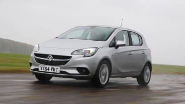 Vauxhall Corsa - best first cars for new drivers