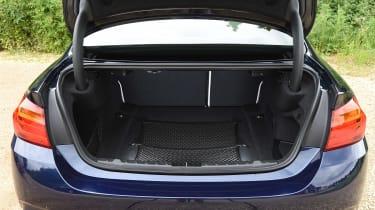 BMW 440i M Sport - boot