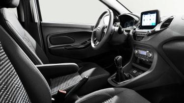 Ford Ka+ - cabin