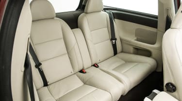 Used Volvo C30 - rear seats