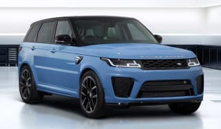 Range Rover Sport SVR Ultimate Edition - front