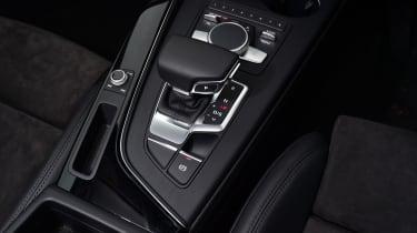 Audi A4 Allroad UK 2016 - centre console