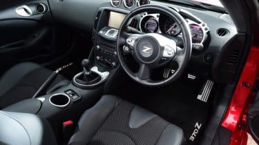 Nissan 370Z GT –interior