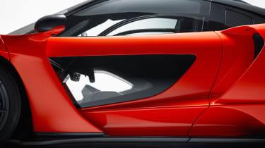 McLaren Senna - side detail
