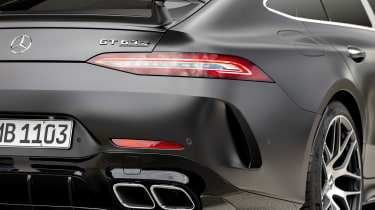 Mercedes-AMG GT 63 S - taillight