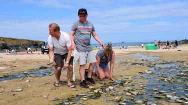 Beach Guardian helpers