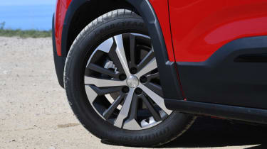 Peugeot Rifter alloy wheels