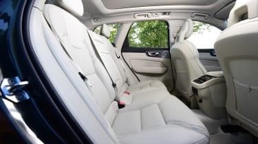 New Volvo XC60 - rear seats