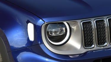 Jeep Renegade - headlight