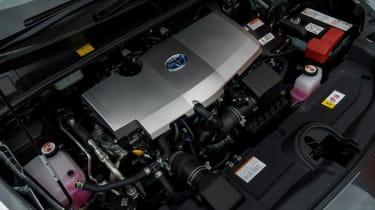 Used Toyota Prius - engine