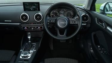 Audi A3 e-tron - dash