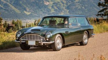 1967 Aston Martin DB6 Mk1 Shooting Brake by Radford