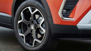Vauxhall Crossland - wheel
