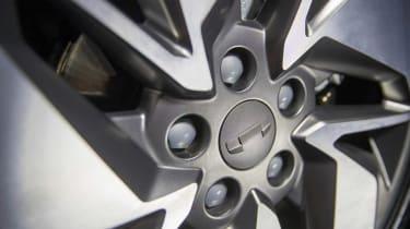 Geometry A - wheel