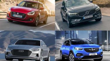 Best new cars for 2017 - header