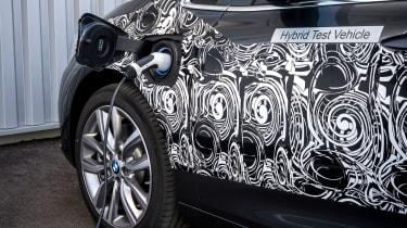 BMW 2 Series Active Tourer eDrive - plug