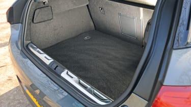 Citroen DS5 boot