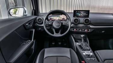 Audi Q2 1.0 TFSI - interior