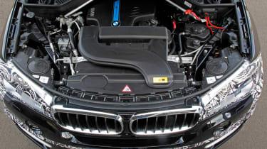 BMW X5 eDrive motor