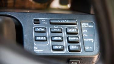 Jaguar XJ40 XJ6 Sovereign buttons