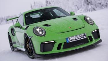Porsche 911 GT3 RS - front