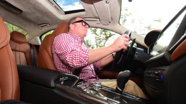 Maserati Ghibli facelift - Steve Sutcliffe
