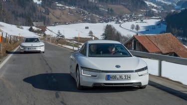 VW XL1 Rutherford
