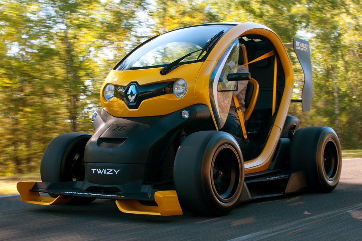 2013 Renault Twizy F1