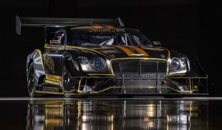 Bentley Continental GT3 to take on Pikes Peak with e-fuel power