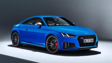 Audi TT S - studio front