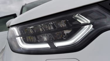 Land Rover Discovery - front light