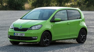 Skoda Citigo - front static