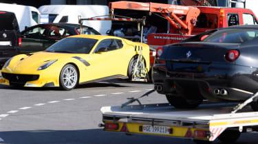 Ferrari F12 tdf Teodorin Obiang Nguema