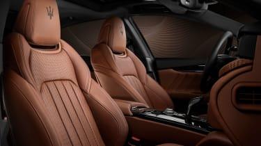 Maserati Quattroporte Royale - interior