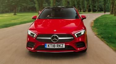 Mercedes A 250 AMG Line - full front