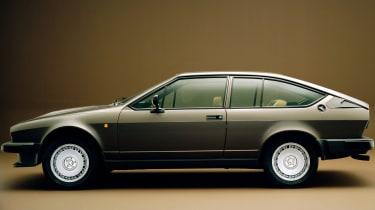 Best cars of the 80s: Alfa Romeo GTV6