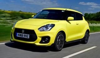 Suzuki Swift Sport - front